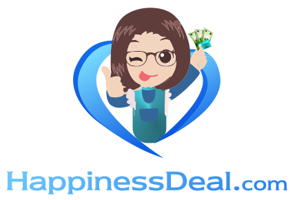 HAPPINESS DEAL Logo